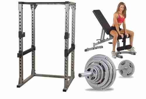 Body Solid Power Rack Review