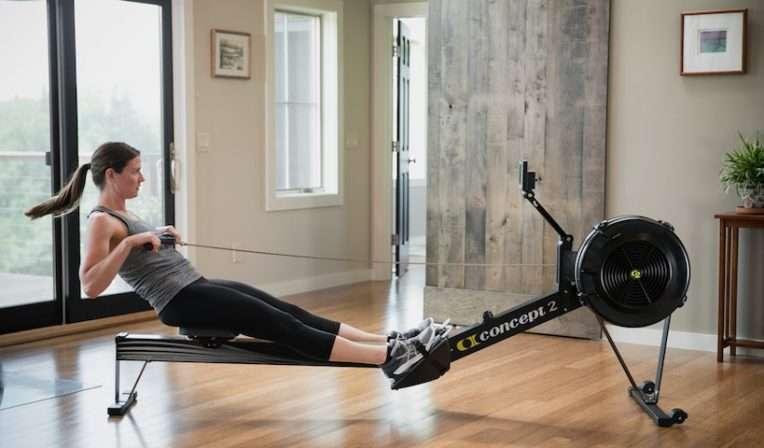 best home rowing machine