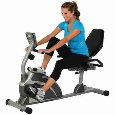 Top rated recumbent exercise bike